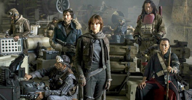 Star Wars : The Rogue One